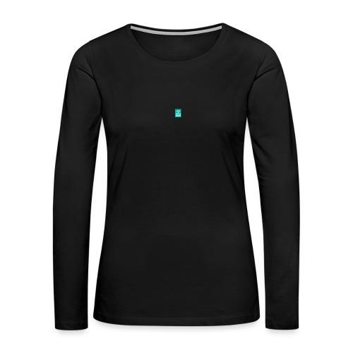 mail_logo - Women's Premium Long Sleeve T-Shirt