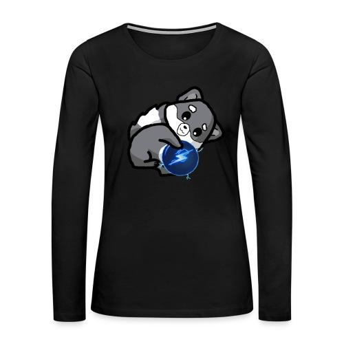 Eluketric's Zapp - Women's Premium Long Sleeve T-Shirt