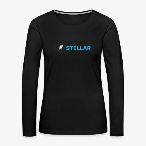 Stellar - Women's Premium Long Sleeve T-Shirt