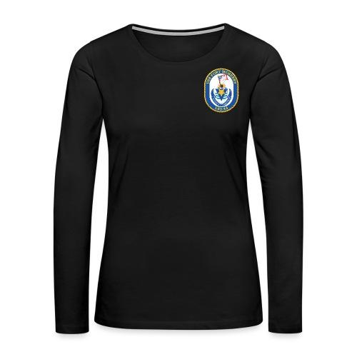 FORT MCHENRY LSD 43 png - Women's Premium Long Sleeve T-Shirt