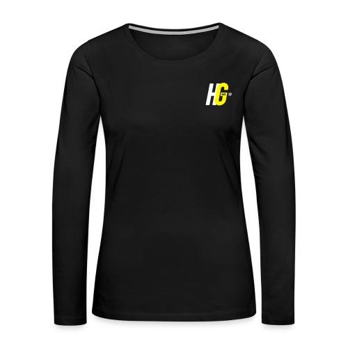 Classic - Women's Premium Slim Fit Long Sleeve T-Shirt