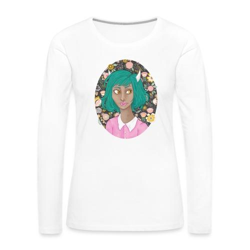 Fang - Women's Premium Long Sleeve T-Shirt