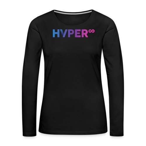HVPER - Women's Premium Long Sleeve T-Shirt