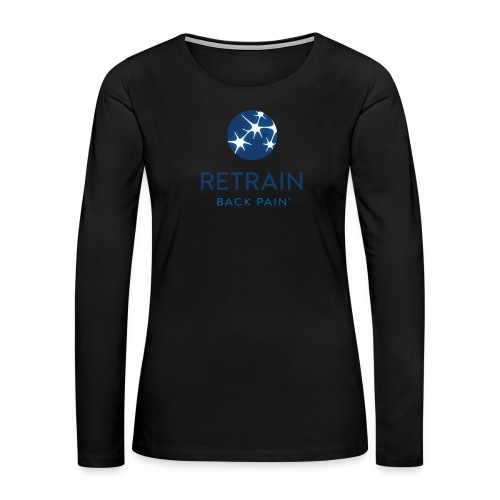RBP Full Logo color - Women's Premium Long Sleeve T-Shirt