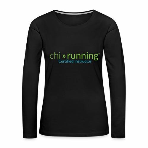Instructor Weekend 2020 - Women's Premium Long Sleeve T-Shirt