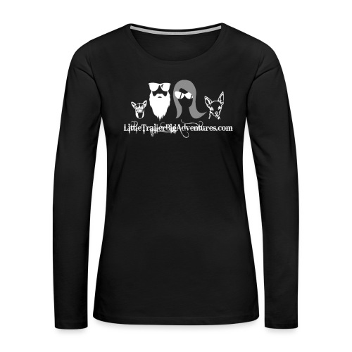 LTBA Head Shots - Women's Premium Long Sleeve T-Shirt