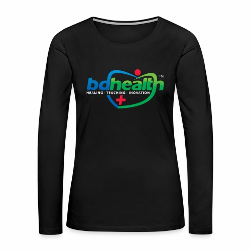 Health care / Medical Care/ Health Art - Women's Premium Long Sleeve T-Shirt