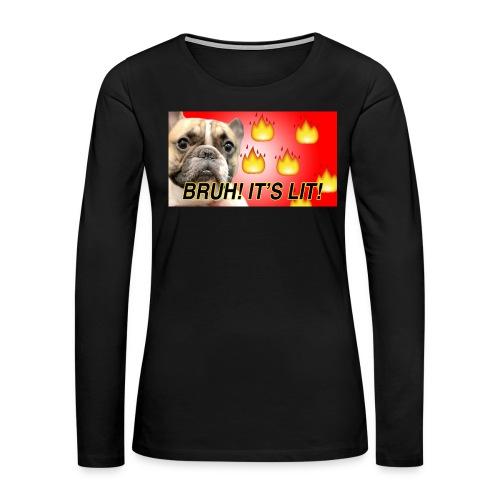 IMG 1465 - Women's Premium Long Sleeve T-Shirt