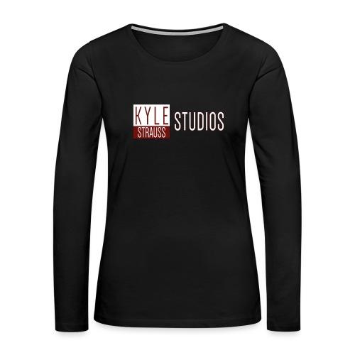 Logo - Women's Premium Long Sleeve T-Shirt
