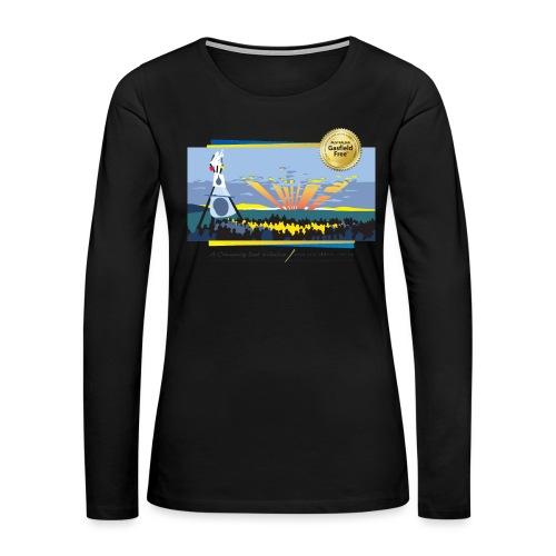 Bentley Blockade - Women's Premium Long Sleeve T-Shirt