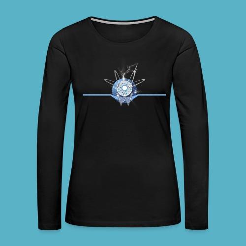 Blue Sun - Women's Premium Long Sleeve T-Shirt