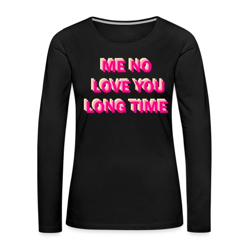 Full Metal Jacket shirt - Women's Premium Long Sleeve T-Shirt