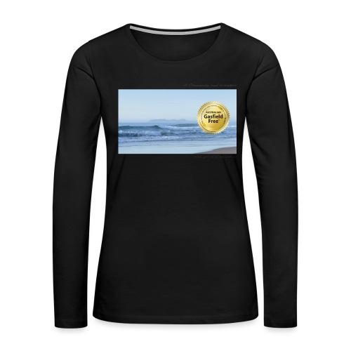 Beach Collection 1 - Women's Premium Long Sleeve T-Shirt