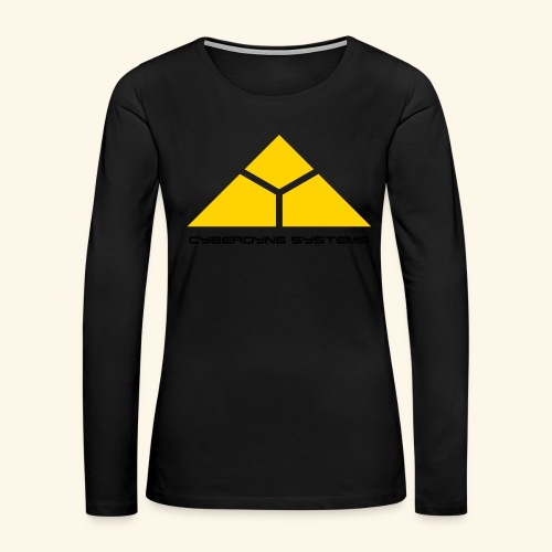 Cyberdyne Systems - Women's Premium Slim Fit Long Sleeve T-Shirt