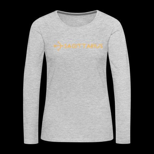 Sagittarius - Women's Premium Long Sleeve T-Shirt