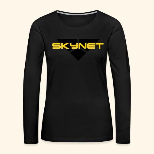 Skynet - Women's Premium Long Sleeve T-Shirt