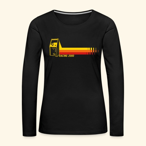 Racing2000 - Women's Premium Long Sleeve T-Shirt