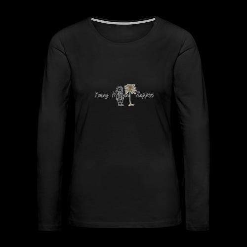imageedit 1 4291946001 - Women's Premium Long Sleeve T-Shirt