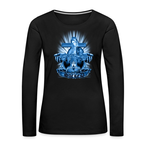 Sacred by RollinLow - Women's Premium Long Sleeve T-Shirt