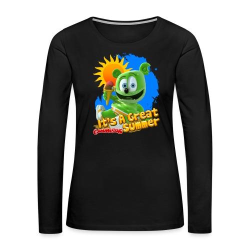 It's A Great Summer - Women's Premium Long Sleeve T-Shirt