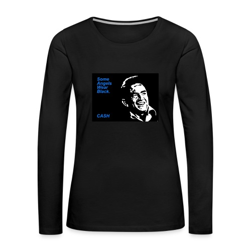 CASH - Women's Premium Long Sleeve T-Shirt