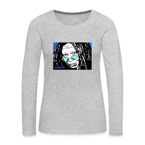 WHOOPI - Women's Premium Long Sleeve T-Shirt