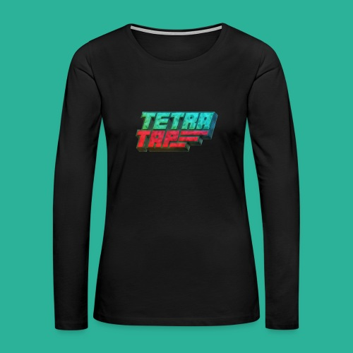 Tetra Tap - Women's Premium Long Sleeve T-Shirt