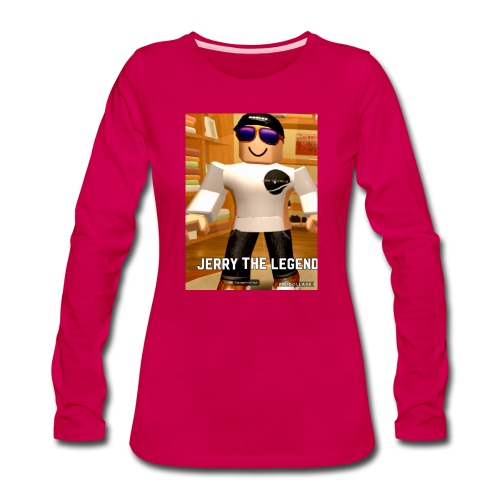 183A6E0C 2D16 403C 87B6 2D776E20149D - Women's Premium Long Sleeve T-Shirt