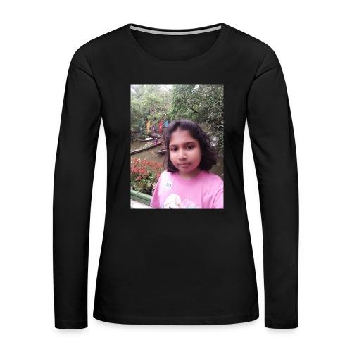Tanisha - Women's Premium Long Sleeve T-Shirt