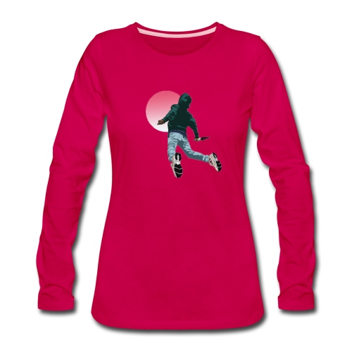 Fly - Women's Premium Long Sleeve T-Shirt