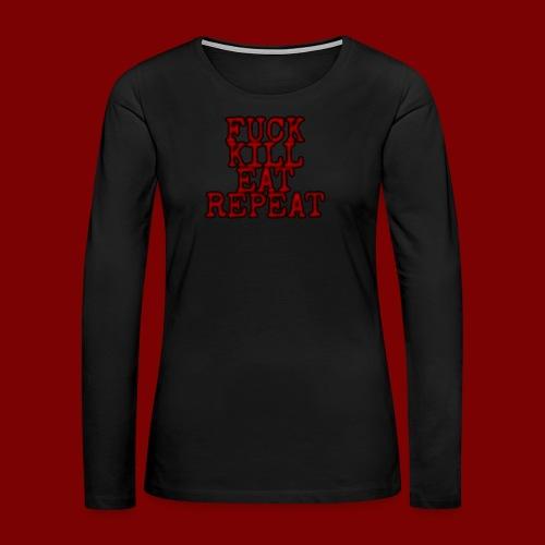 F*KER - Women's Premium Long Sleeve T-Shirt