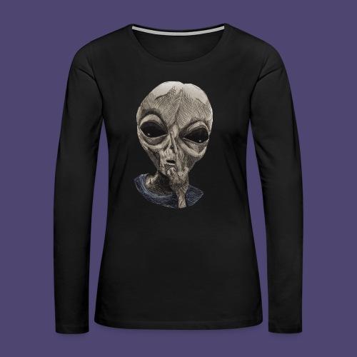 Fuck Conformity - Women's Premium Long Sleeve T-Shirt