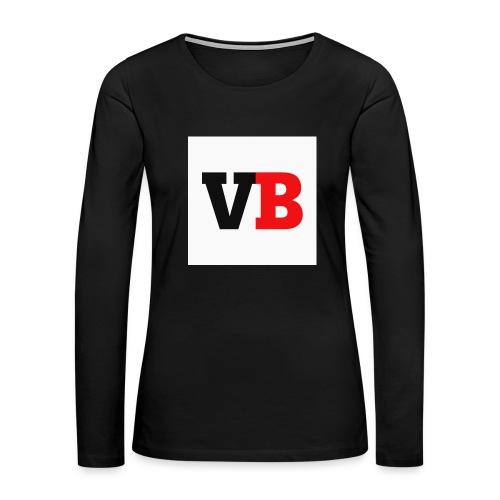 Vanzy boy - Women's Premium Long Sleeve T-Shirt