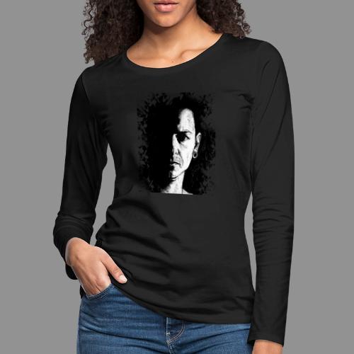 Music - Women's Premium Slim Fit Long Sleeve T-Shirt