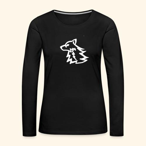 iFire Hoodie - Women's Premium Long Sleeve T-Shirt