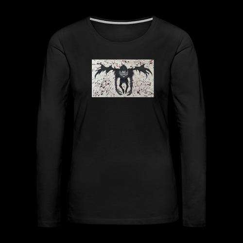 Ryuk - Women's Premium Long Sleeve T-Shirt