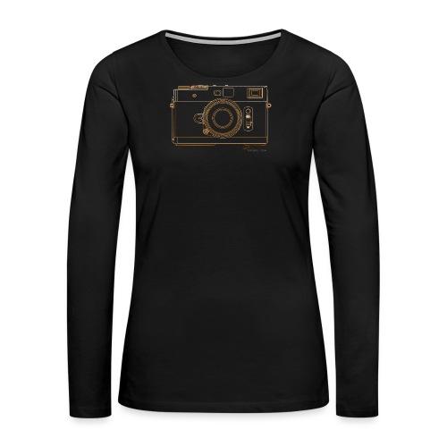 Minolta CLE - Women's Premium Long Sleeve T-Shirt