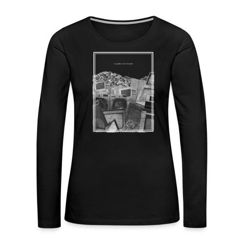 voltaire - Women's Premium Long Sleeve T-Shirt