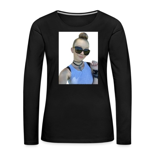 Image Only Design - Women's Premium Long Sleeve T-Shirt