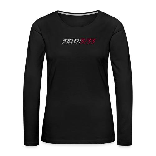 Steven3133 - Women's Premium Long Sleeve T-Shirt