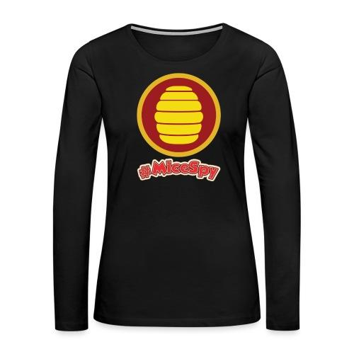 Winnie the Pooh Explorer Badge - Women's Premium Long Sleeve T-Shirt