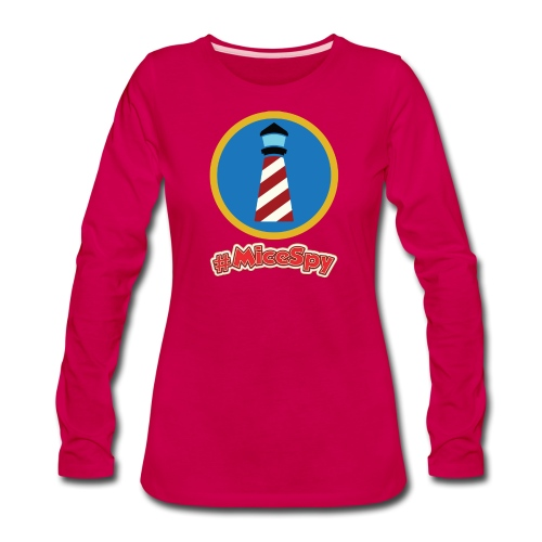Storybook Land Canal Boats Explorer Badge - Women's Premium Long Sleeve T-Shirt