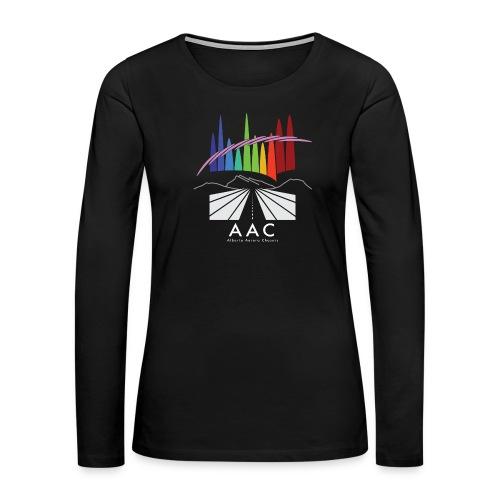 Alberta Aurora Chasers - Men's T-Shirt - Women's Premium Long Sleeve T-Shirt