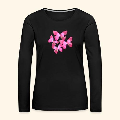 butterfly_effect - Women's Premium Long Sleeve T-Shirt