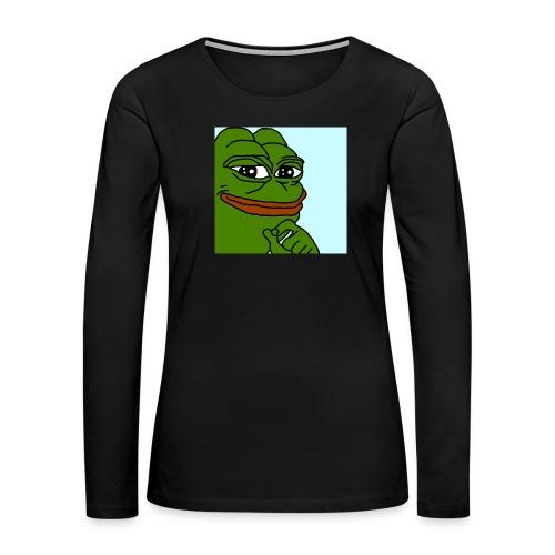 MasterWizardMerch - Women's Premium Long Sleeve T-Shirt