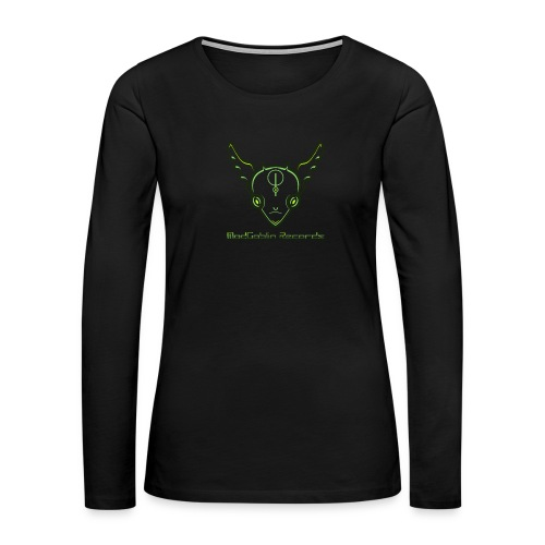 ModGoblin mouse pad - Women's Premium Long Sleeve T-Shirt