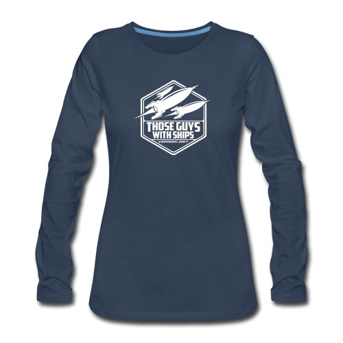TGWS B&W - Women's Premium Long Sleeve T-Shirt