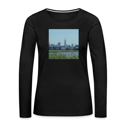 New York - Women's Premium Long Sleeve T-Shirt