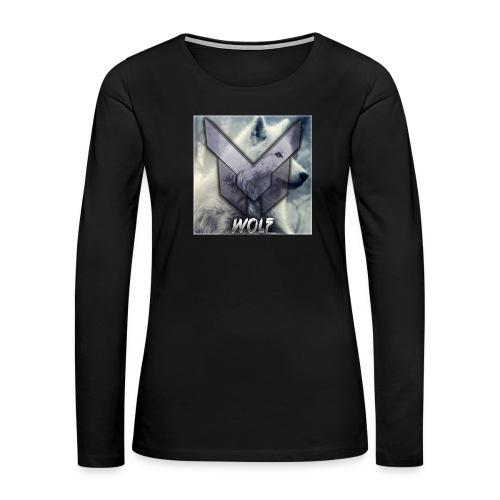 -1FFEC6A17D120193E9C5D22BA84052CB1CDDE4DFDAEAFAAEB - Women's Premium Long Sleeve T-Shirt