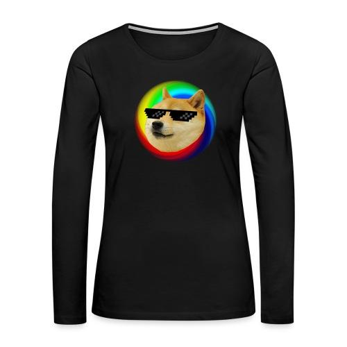 Doge - Women's Premium Long Sleeve T-Shirt